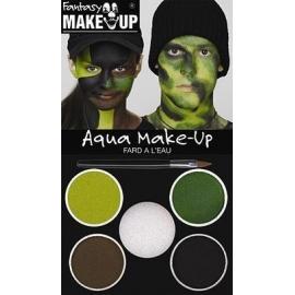 Kit de maquillage zombie