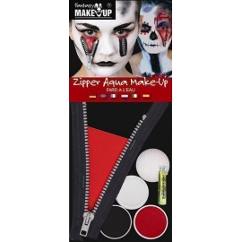 Kit de maquillage zip