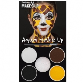 Kit de maquillage girafe