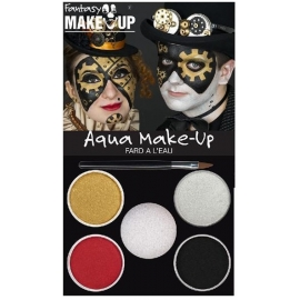 Kit de maquillage steampunk