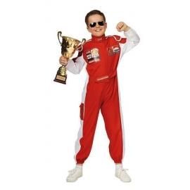 Déguisement pilote de F1 enfant