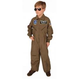 Déguisement pilote de F1 rouge enfant