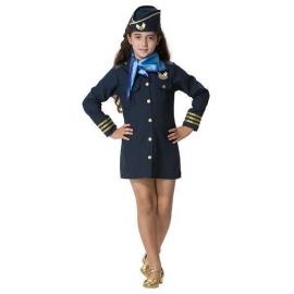 Déguisement pilote d'avion enfant