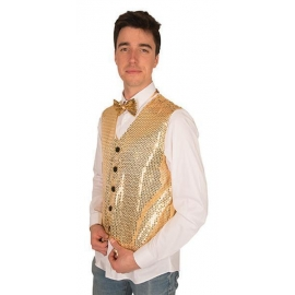 Veste sequin or