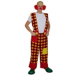 Veste de clown adulte