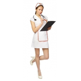Déguisement infirmière adulte
