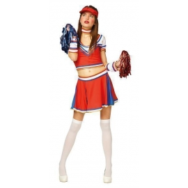 Déguisement Cheerleader femme