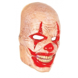Masque clown bouche articulée