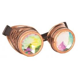 Lunettes Steampunk kaleidoscope