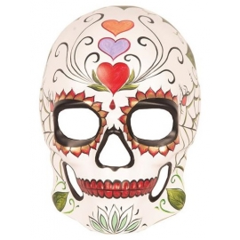 Masque Day of the dead homme