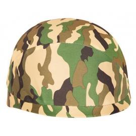 Casque de camouflage luxe