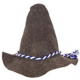 Mini chapeau tyrolienne
