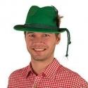 Chapeau tyrol feutre vert