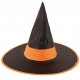 Chapeau sorcière velours noir