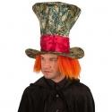 Chapeau mad + cheveux