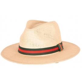 Chapeau funk effiloché