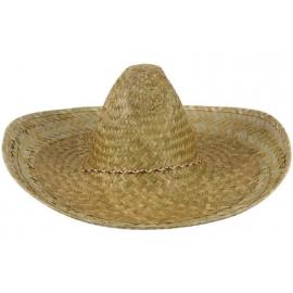 Sombrero paille fantaisie