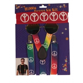 Set hippie homme