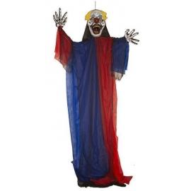 Décoration clown 170cm