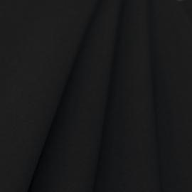 Rouleau de nappe voie sèche noir 25m