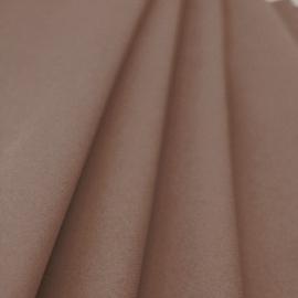 Chemin de table voie seche 0.4x10m blanc