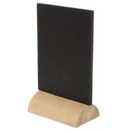 Marque table pin et ardoise 21x30cm