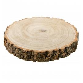 Rondin de bois 17x2cm