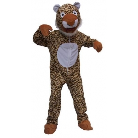 Location costume Peluche Tigre