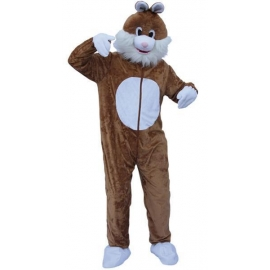 Location costume Peluche Léopard