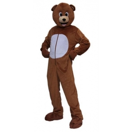 Location costume Peluche ours