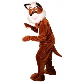 Location costume Peluche renard