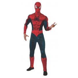 Location costume Spiderman