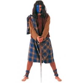 Location costume Highlander