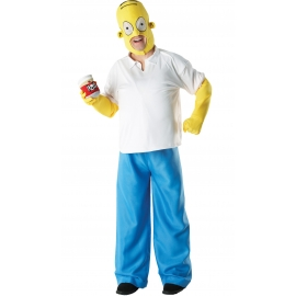 Location costume Bart Simpson