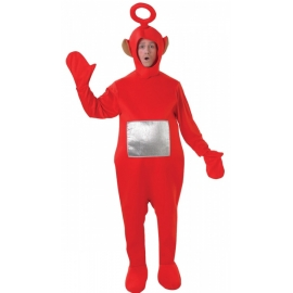 Location costume Teletubbies Laa laa