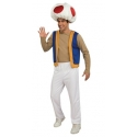 Location costume Toad
