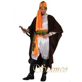 Location costume Naima
