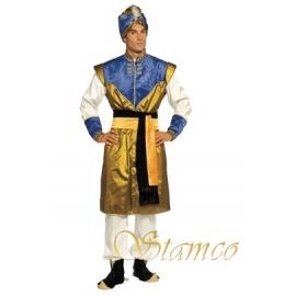 Location costume Maharadja vert