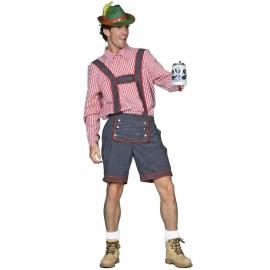 Location costume Tyrolien