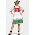 Location costume Tyrolienne