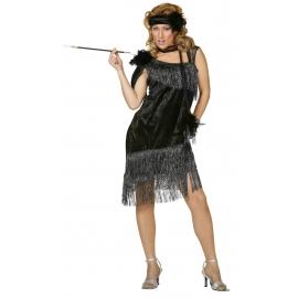 Location costume Charleston noir
