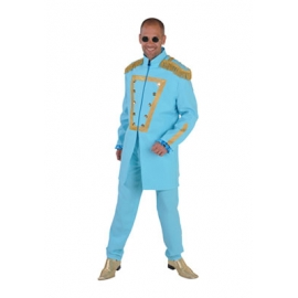 Location costume Sergent Pepper rouge
