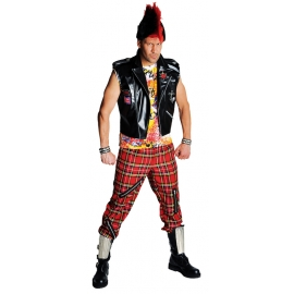 Location Costume punk homme