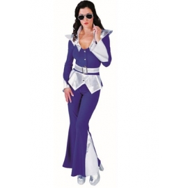 Location Costume Abba femme blanc