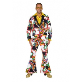 Location Costume Abba homme blanc