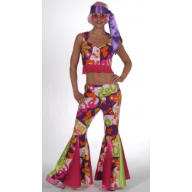 Location costume flower love