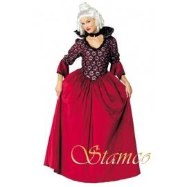 Location costume Comtesse marron