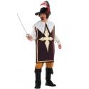 Location costume Mousquetaire homme