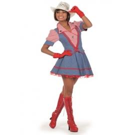 Poncho cowboy