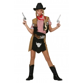Location costume Cowgirl Buffalo